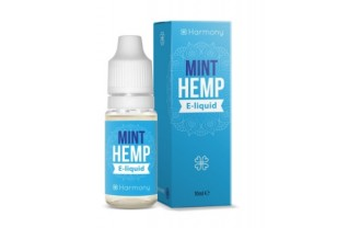 CBD e-liquid Mint Hemp Harmony