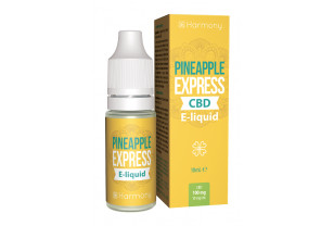 CBD e-liquid Pineapple Express Harmony