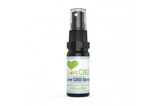 CBD sprej - Love CBD - 250 mg CBD - 20 ML