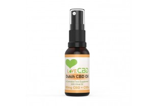 CBD sprej Dutch - Love CBD 20 ML