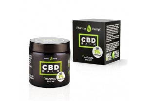 CBD balzám PharmaHemp 100 ml - 500 mg CBD